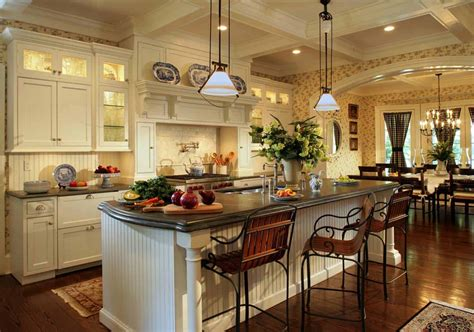 amazing country chic kitchens brimming  character