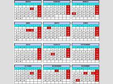 Calendario Laboral Melilla 2012 DeFinanzascom