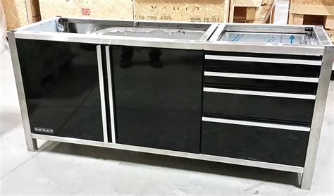 Sink In Garage by Custom Sink Unit Designed For Garage Cabinets Vault