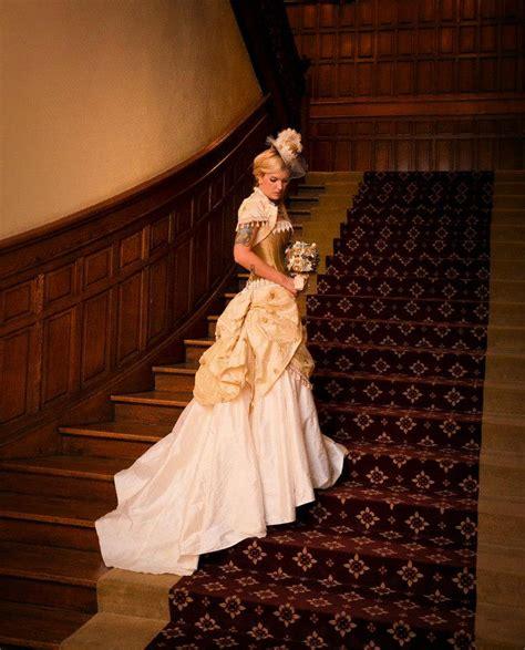 Steampunk Wedding Dress Steampunk Wedding Steampunk Bride