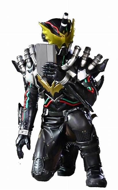 Kamen Rider Build Rogue Night Render Deviantart