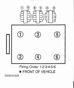 Firing Order For A 1999 Buick Century 3 1