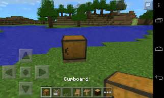 Minecraft PE Furniture Mod