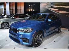 BMW X5 M and X6 M Show Up in LA with New Colors [Live