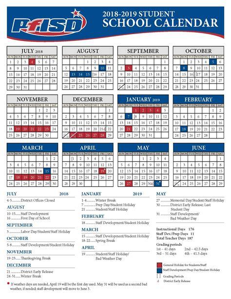 spring break calendar qualads