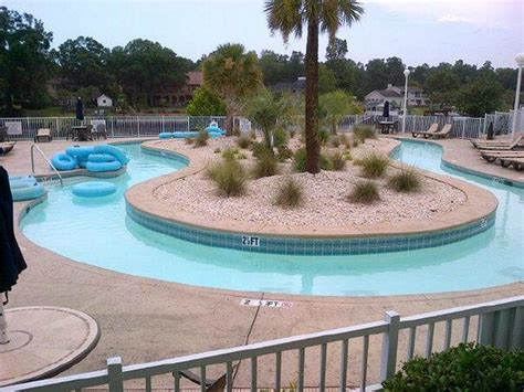 bluegreen vacations harbour lights ascend resort collection the lazy river near the clubhouse picture of bluegreen