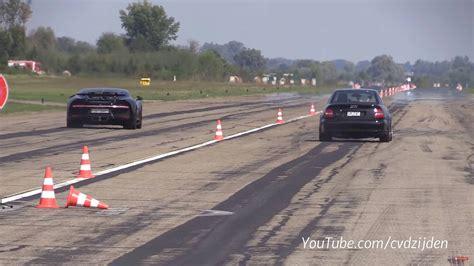 91+ Kawasaki H2r Vs Bugatti Veyron Supercar 1 2 Mile