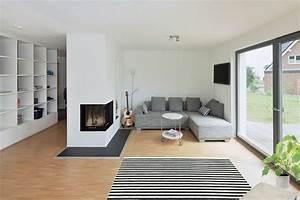 Einfamilienhaus D Skandinavisch Wohnbereich Hannover