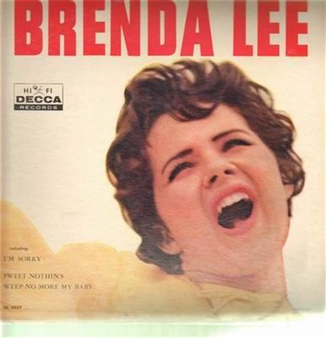 brenda lee you are always on my mind 110 best images about singers of the 50 s and 60 s on
