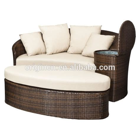 round loveseat with ottoman patio loveseat and ottoman sectional round sun bed with