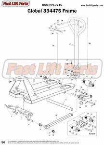 Xe 9259  Manual Pallet Jacks Diagram Download Diagram