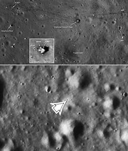 Lunar Landing Sites: Then and Now   WIRED