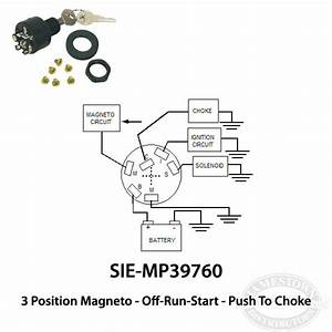 Evinrude Ignition Switch Wiring Diagram