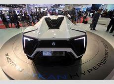 Lykan Hypercar Tiene un precio de unos 3,4 millones de