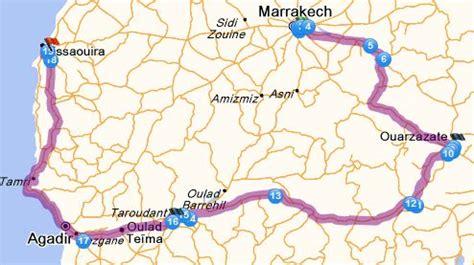 circuit marrakech essaouira taroudant chegaga