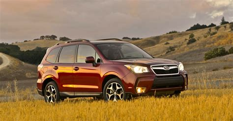 Top 10 Small Suvs And Crossovers Under ,000