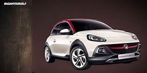 Vauxhall Adam UK Limited Edition Announced GM Authority