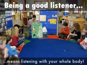 body listening larry poster