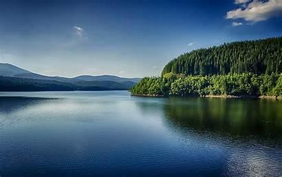 Romania Vacation Nature Wallpapers River Lake 4k