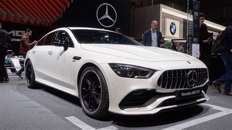 Mercedes outfits it with a lot of standard features, as it should at these prices, and offers a lot options to make it more comfortable and improve performance. The 2019 Mercedes-AMG GT 4-Door Coupe Is So Popular I Couldn't Get Near It