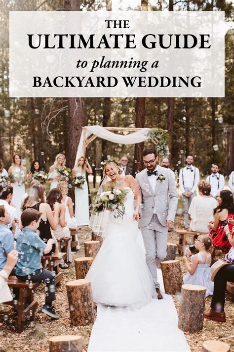 Planning A Backyard by Wedding Planning 101 Wedding Posts Archives