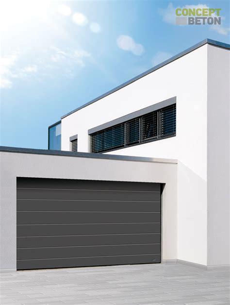 Fertiggarage Schnell Und Individuell by Fertiggaragen Nach Ma 223 Individuelle Garagen Concept Beton