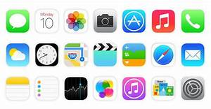 iPad App Icons | Iphone apps, Image apps