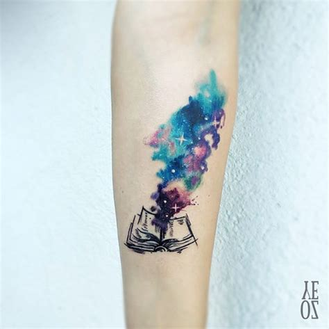 40+ Amazing Book Tattoos For Literary Lovers Tattooblend