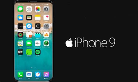 apple iphone 9 rumored specifications price release