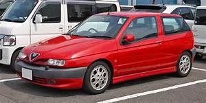 Alfa Romeo 145 : alfa romeo 145 and 146 wikipedia ~ Gottalentnigeria.com Avis de Voitures
