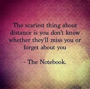 long distance quotes | Tumblr | Lift Yourself Up | Pinterest