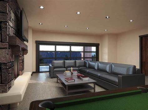 Plan 85147MS: Exclusive Trendsetting Modern House Plan