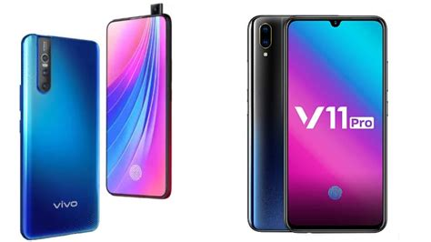 vivo v15 pro vivo v11 pro price specifications compared ndtv gadgets360 com