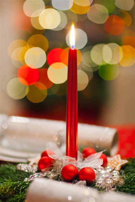 adorable christmas candle decoration ideas