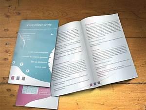 Dépliant 2 Volets : conception d 39 un d pliant 2 volets pour lucien essique ~ Melissatoandfro.com Idées de Décoration