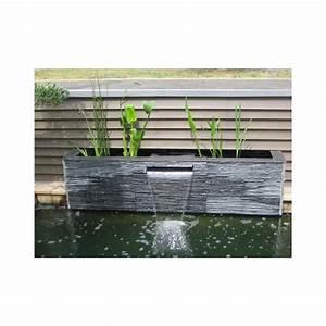 Lame D Eau Bassin : caisson lame d 39 eau pour bassin aquatique de la moine ~ Premium-room.com Idées de Décoration