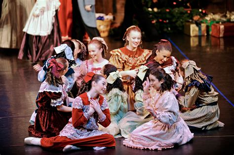 Ballet Northwest Presents The Nutcracker At The Washington
