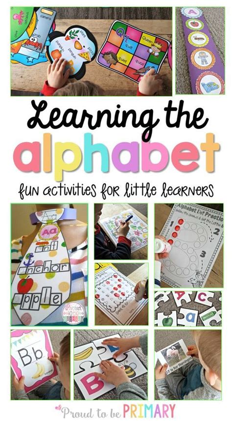 1000 images about alphabet projects and activities on 751 | 3382ce992ec76f3255880f1f2d4145d3