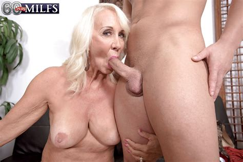 Horny Granny Madison Milstar Reveals Saggy Boobs Before