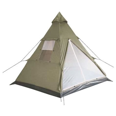 tende militari tenda militare indiana verde