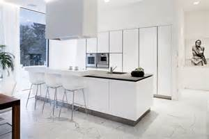 55 modern kitchen design ideas that will make dining a delight - White Kitchen Island With Top