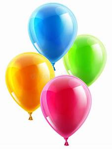 Birthday Or Party Balloons Stock Vector Image 39395984