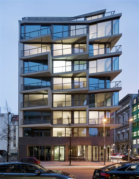 Apartments Charlotte  Michels Architekturbüro  Archdaily