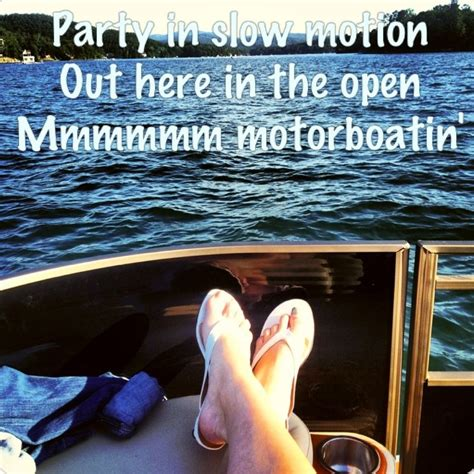 motorboatin country quotes county lyrics country