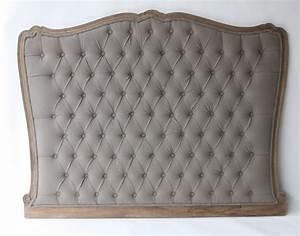 Tete Lit Capitonnée : tete de lit capitonnee ~ Premium-room.com Idées de Décoration