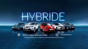 Ma Toyota Et Moi : toyota la gamme hybride la plus large du march ~ Medecine-chirurgie-esthetiques.com Avis de Voitures