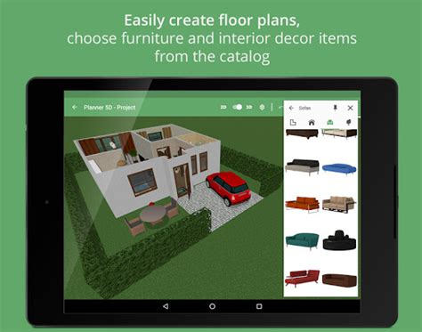 planner  home design  android