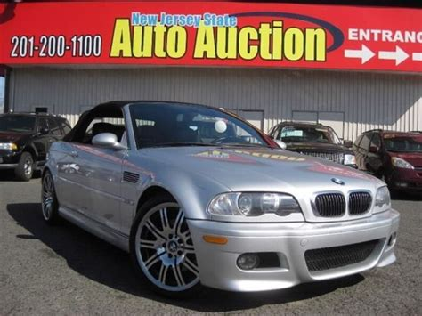 pre owned bmw nj 2006 bmw m3 convertible 52 000 bmw pre owned cars