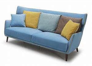 Sofa Retro : tall boy retro sofa in acqua blue color not just brown ~ Pilothousefishingboats.com Haus und Dekorationen