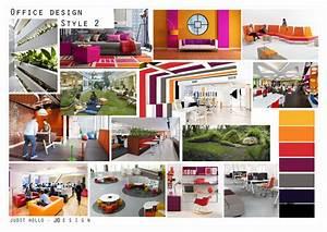 Mood boards – Office Judit Hollo - Interior Design